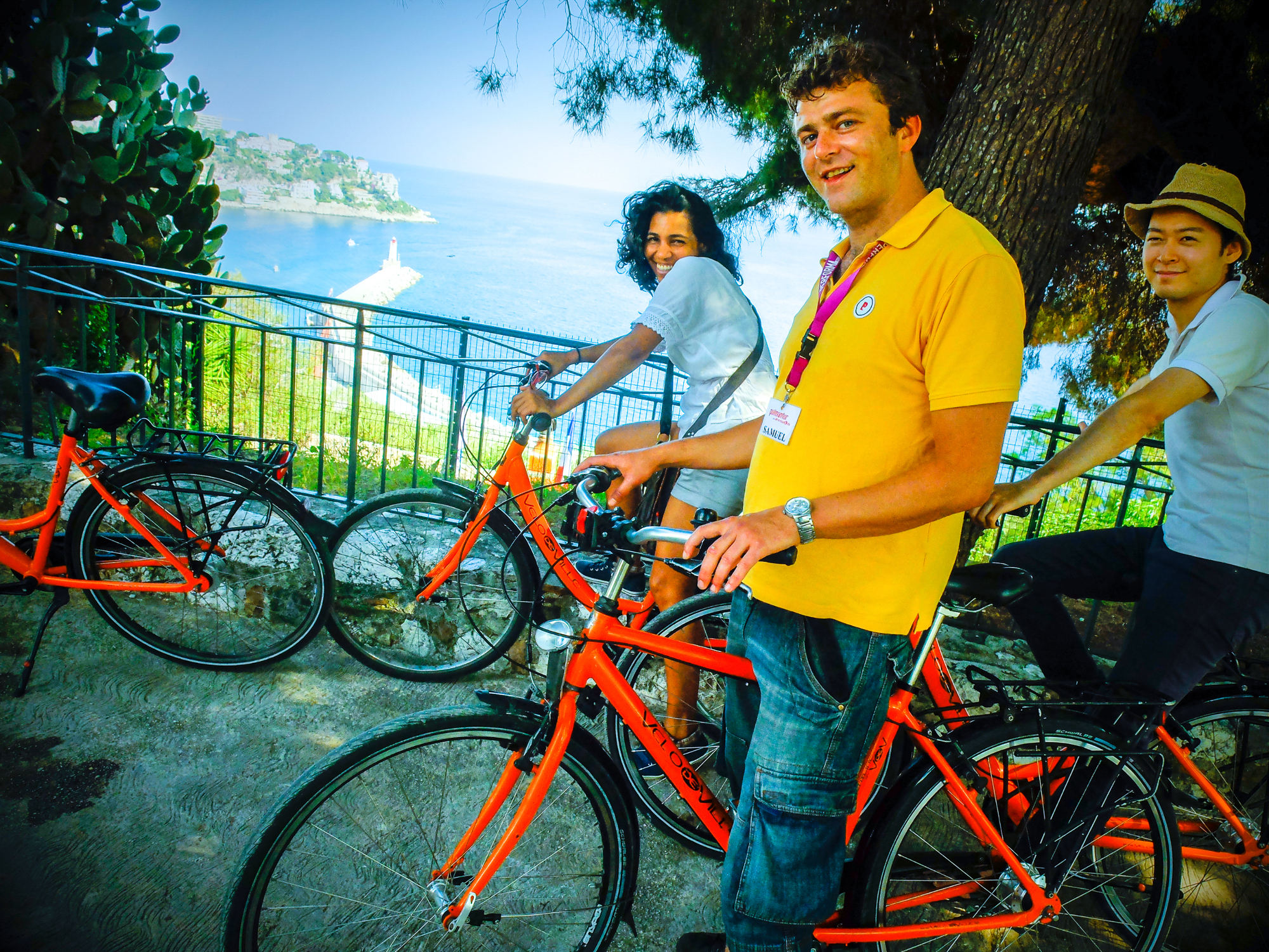 BIKE TOUR : FANTASTIC BAY OF VILLEFRANCHE & BILLONAIRE'S CAPE NICE