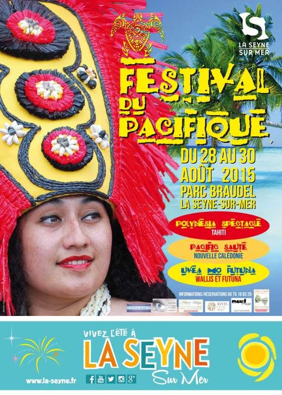 FESTIVAL DU PACIFIQUE Actualité La Seyne-sur-Mer