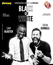 SAM ET SOUN BLACK OR WHITE TOULON