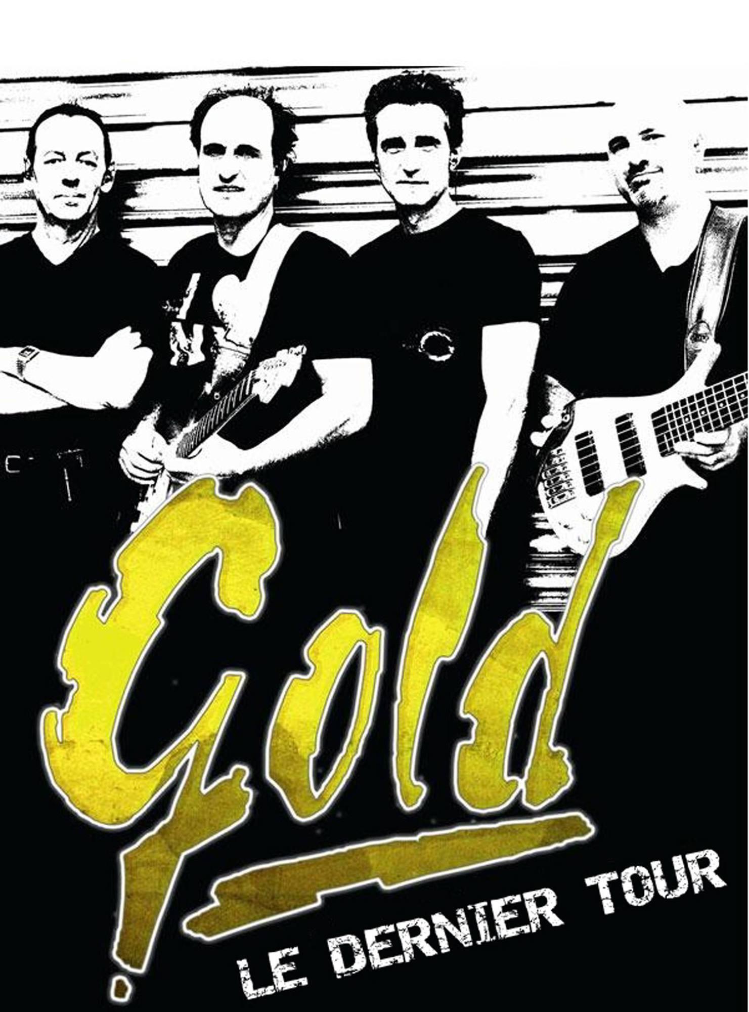 GOLD - LE DERNIER TOUR TOULON