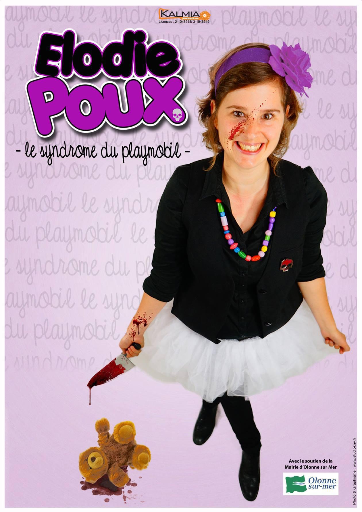 ELODIE POUX - LE SYNDROME DU PLAYMOBIL TOULON