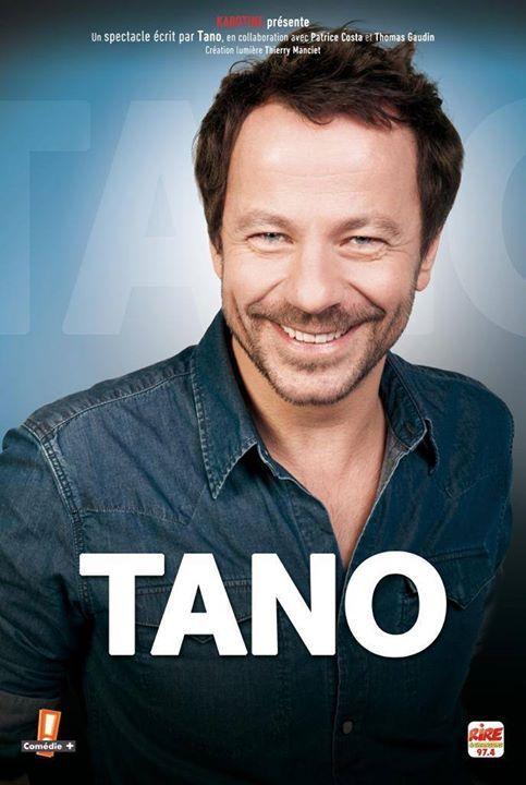 TANO - EN SPECTACLE PUGET SUR ARGENS