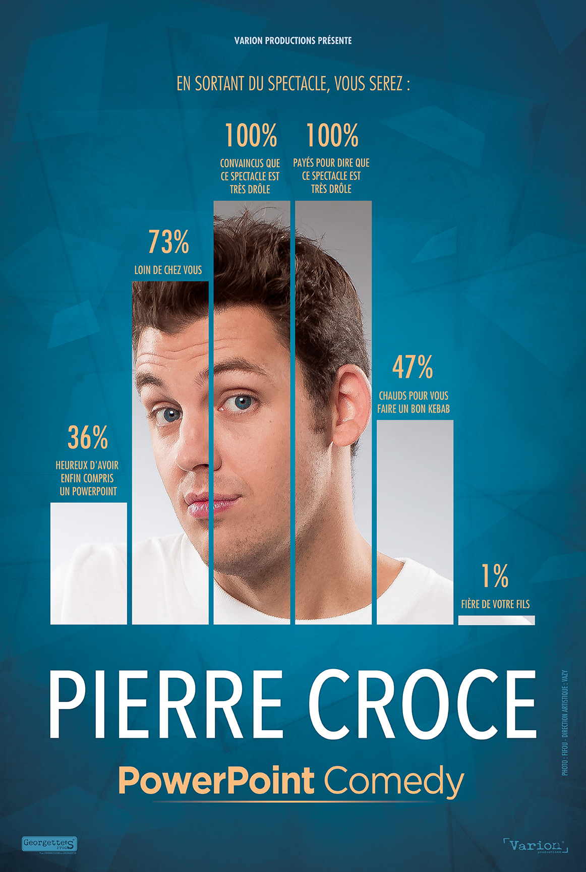 PIERRE CROCE - POWER POINT COMEDY TOULON