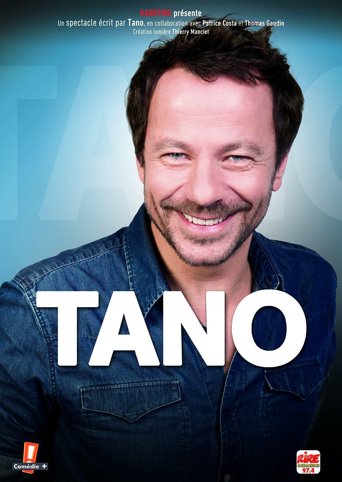 TANO - EN SPECTACLE TOULON