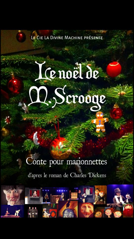 LE NOËL DE M.SCROOGE TOULON
