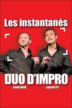 DUO D'IMPRO LES INSTANTANÉS TOULON