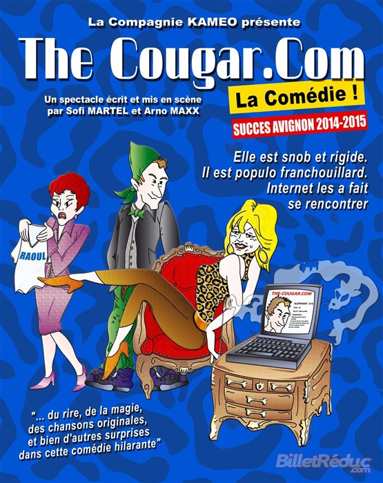 THE COUGAR .COM TOULON