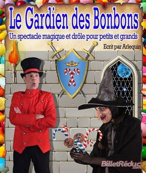 Le gardien des bonbons Actualité Toulon