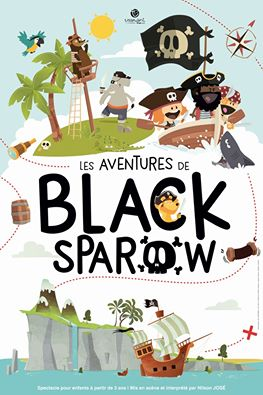 LES AVENTURES DE BLACK SPAROW TOULON