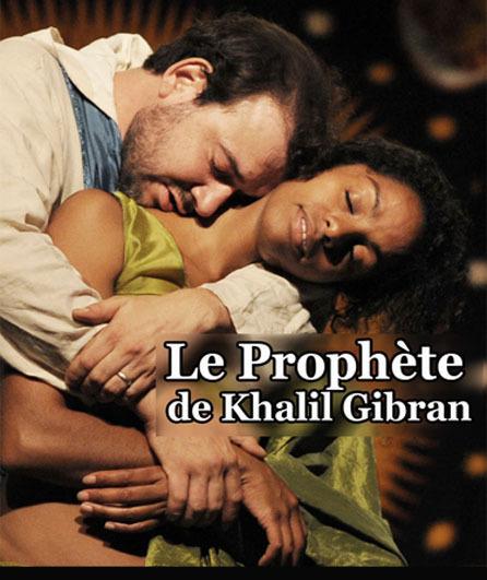 LE PROPHÈTE DE KHALIL GIBRAN NICE