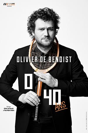 OLIVIER DE BENOIST - 0/40 ANS HYÈRES LES PALMIERS