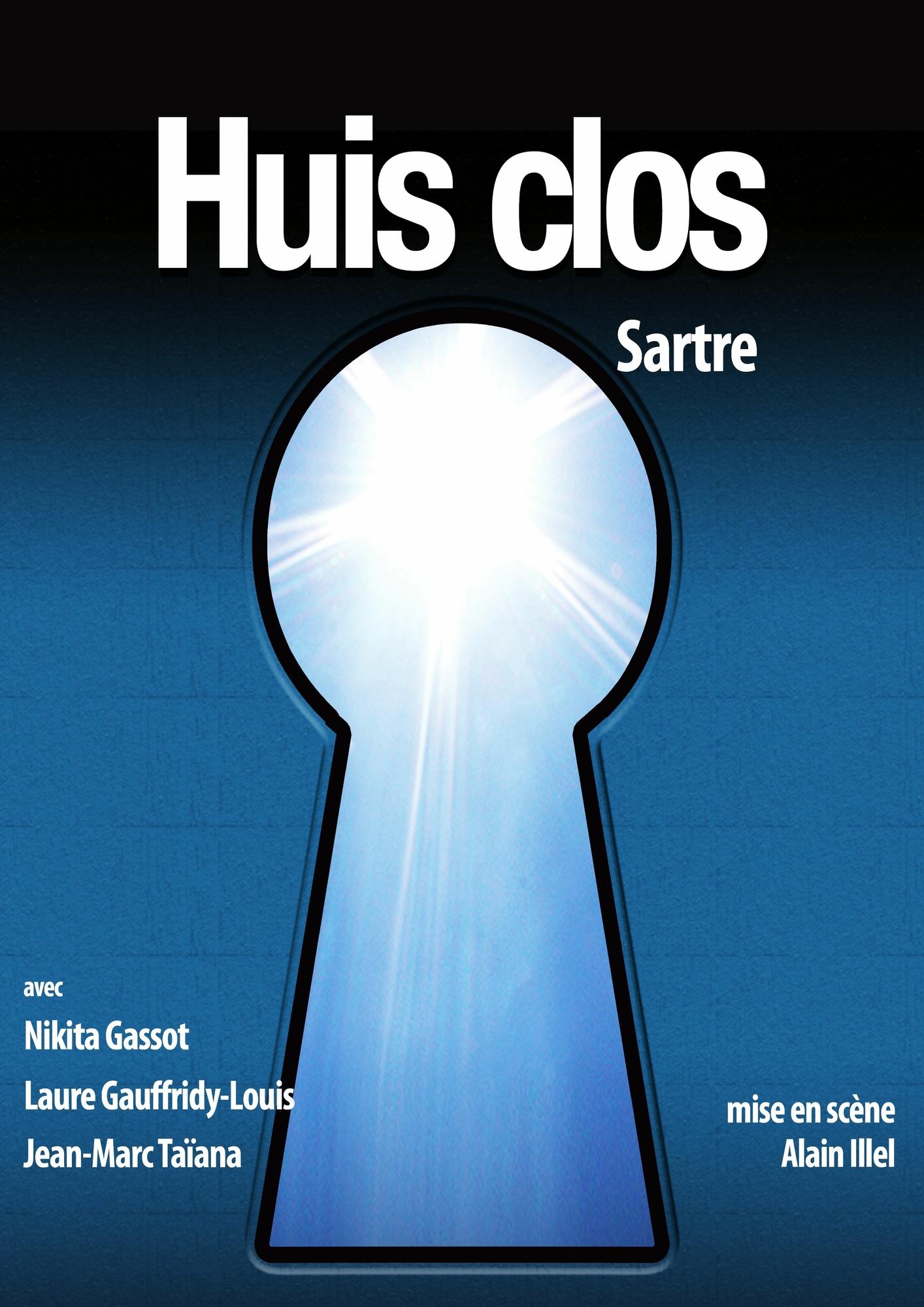 HUIS CLOS, DE JEAN-PAUL SARTRE NICE