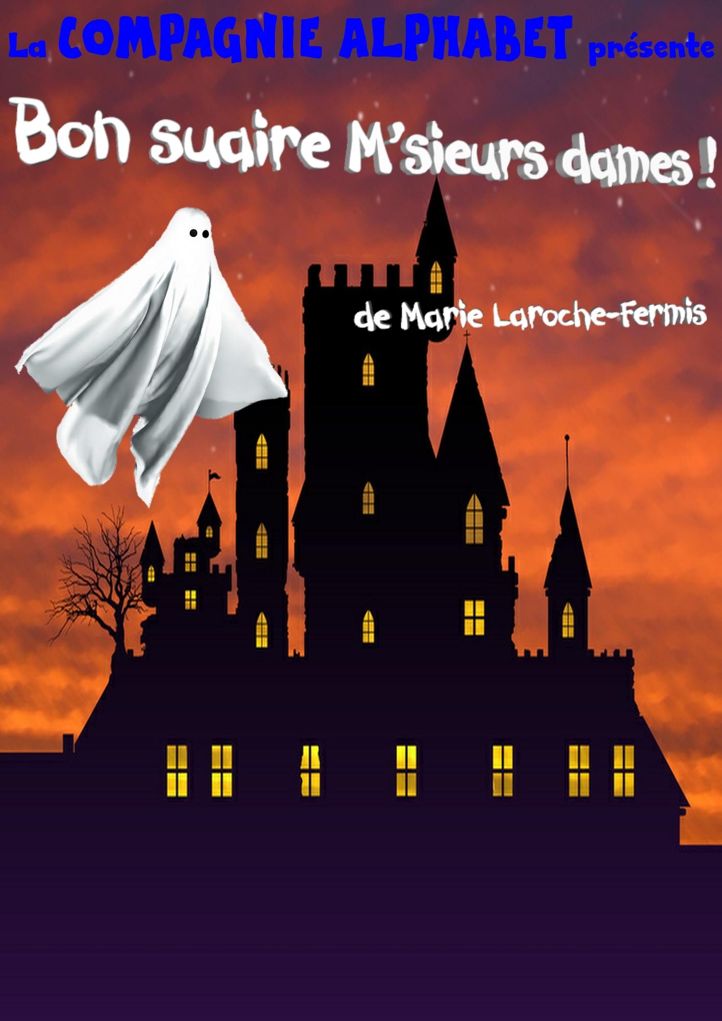 Bon suaire M'sieurs dames, de Marie Laroche-Fermis Actualité Nice