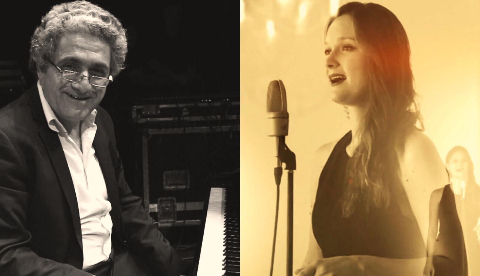 DUO ANTONELA CHANT / JO KAIAT PIANO  NICE
