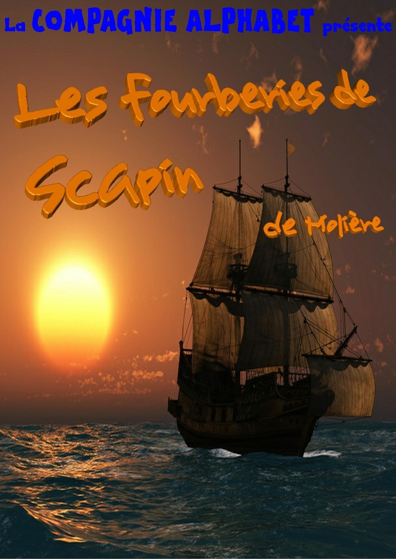 LES FOURBERIES DE SCAPIN, DE MOLIÈRE NICE