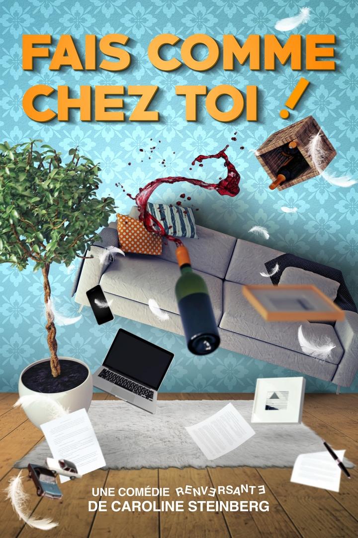 FAIS COMME CHEZ TOI !! HYÈRES LES PALMIERS