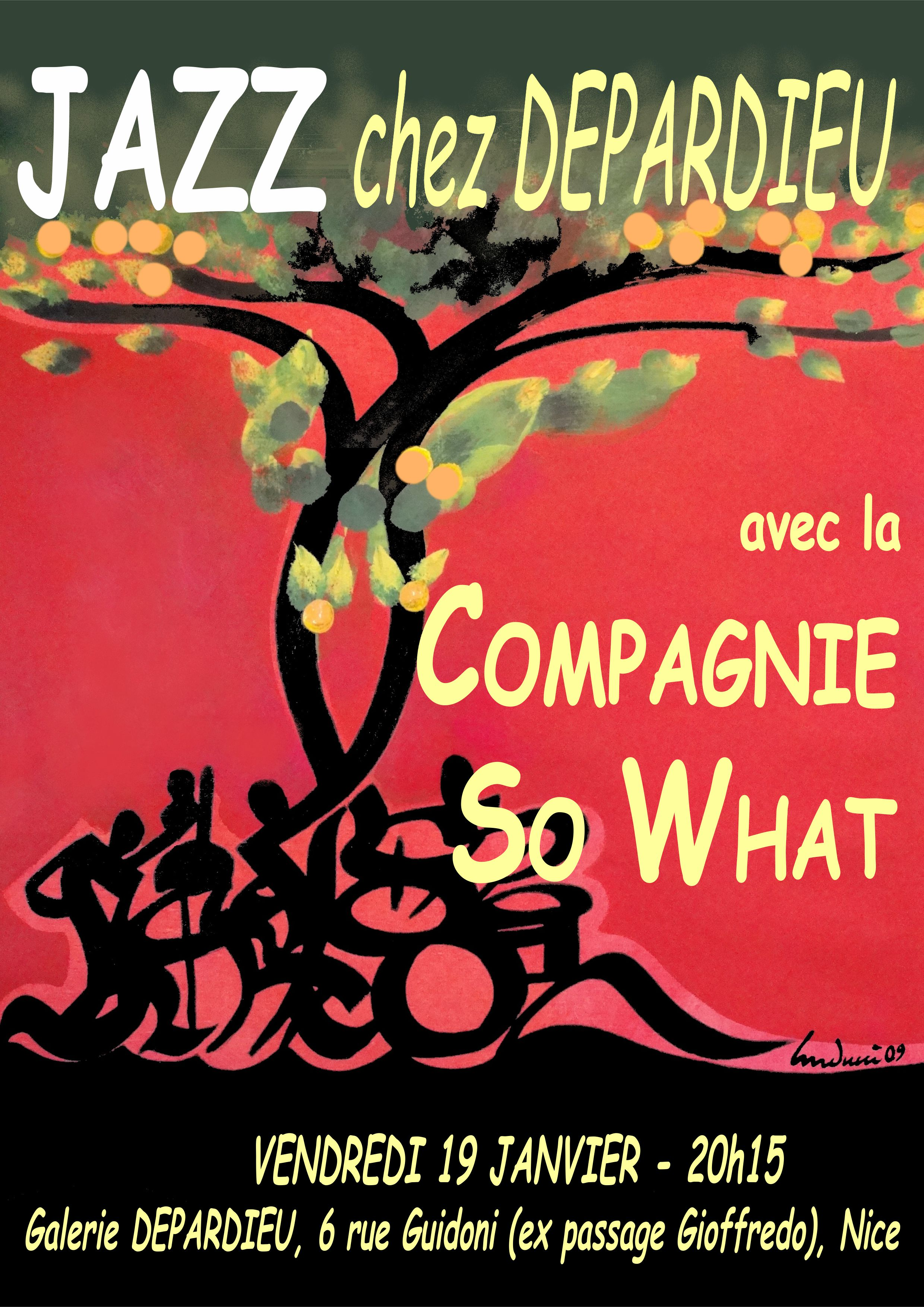COMPAGNIE SO WHAT NICE