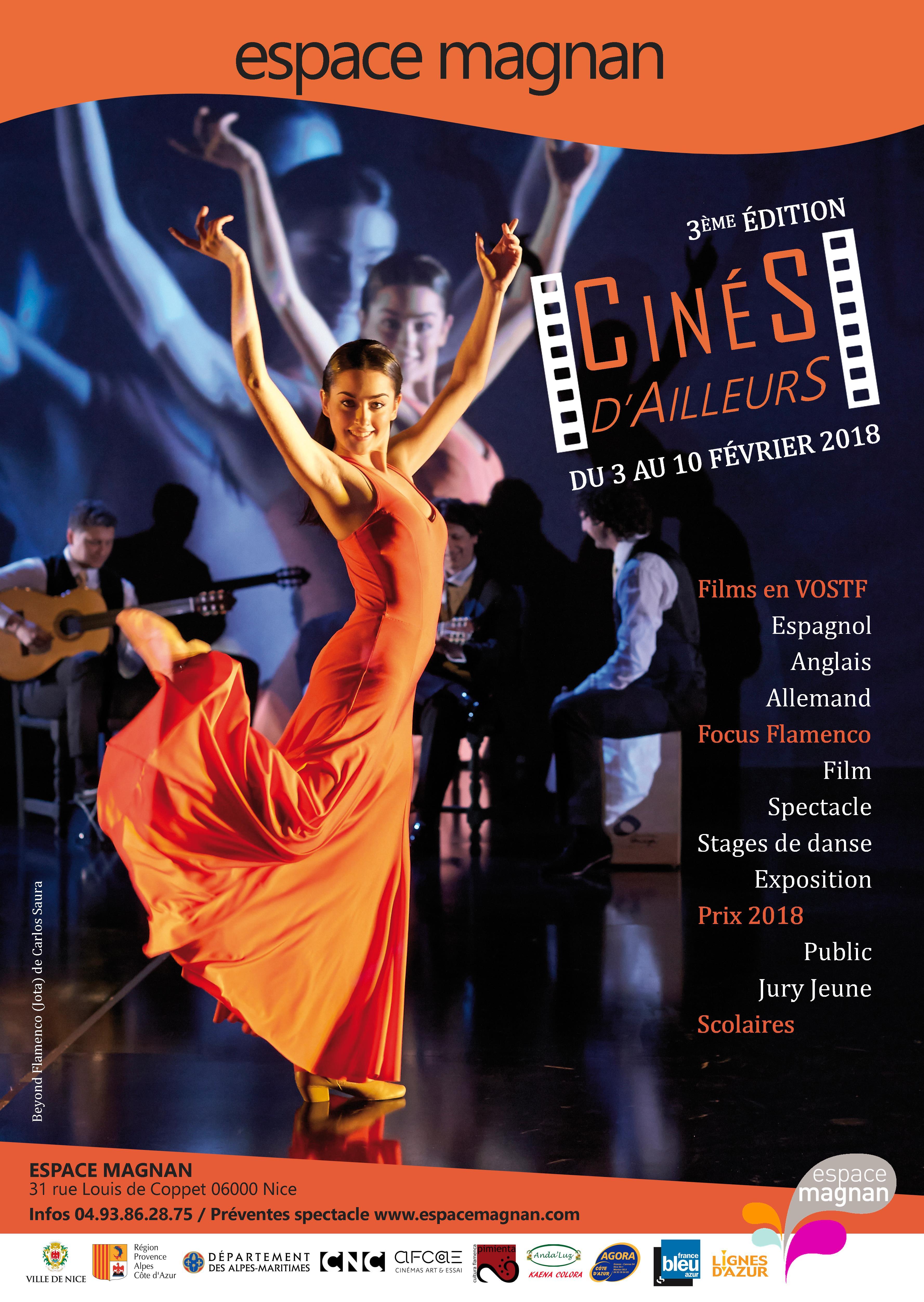 CinéS d'AilleurS - 3ème Edition Actualité Nice