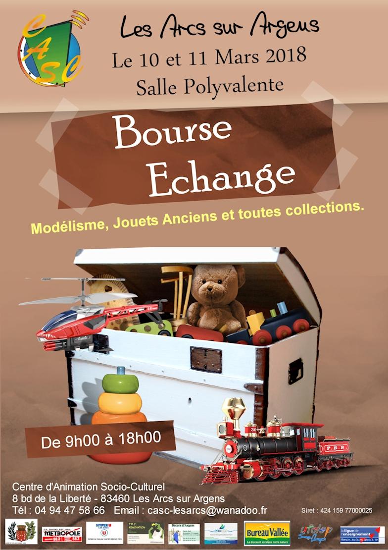 BOURSE ECHANGE LES ARCS