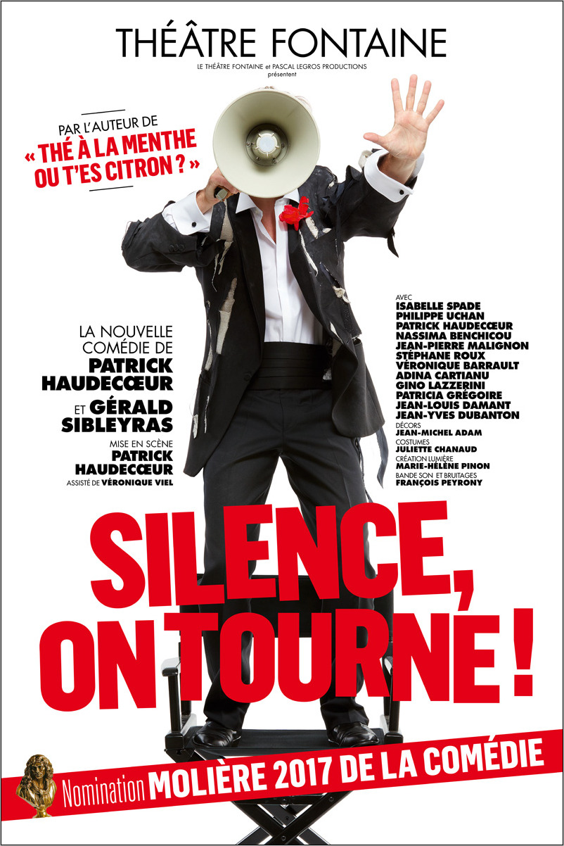 SILENCE ON TOURNE VALLAURIS