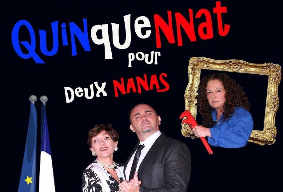 QUINQUENNAT POUR DEUX NANAS TOULON