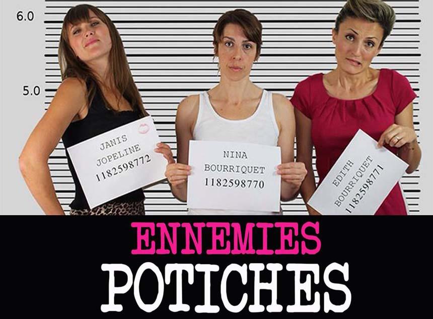 ENNEMIES POTICHES N°1 TOULON