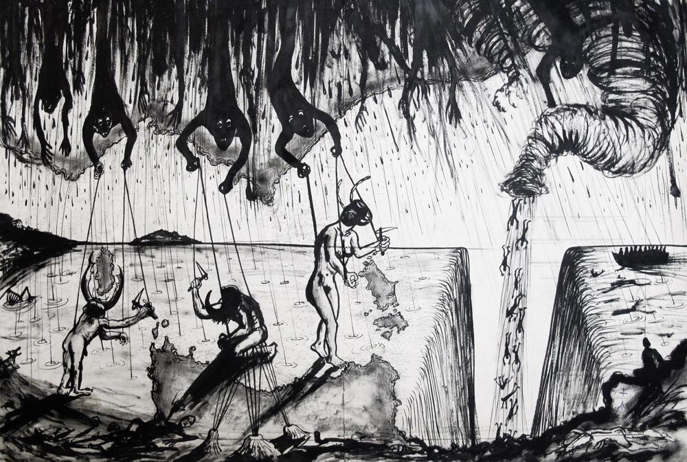 Exposition Franck Saïssi