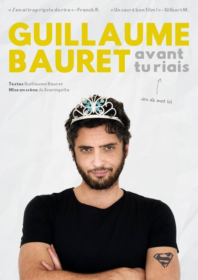 Guillaume Bauret dans Avant tu riais Actualité Nice
