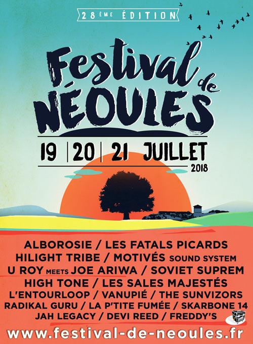 FESTIVAL DE NEOULES #28 NÉOULES