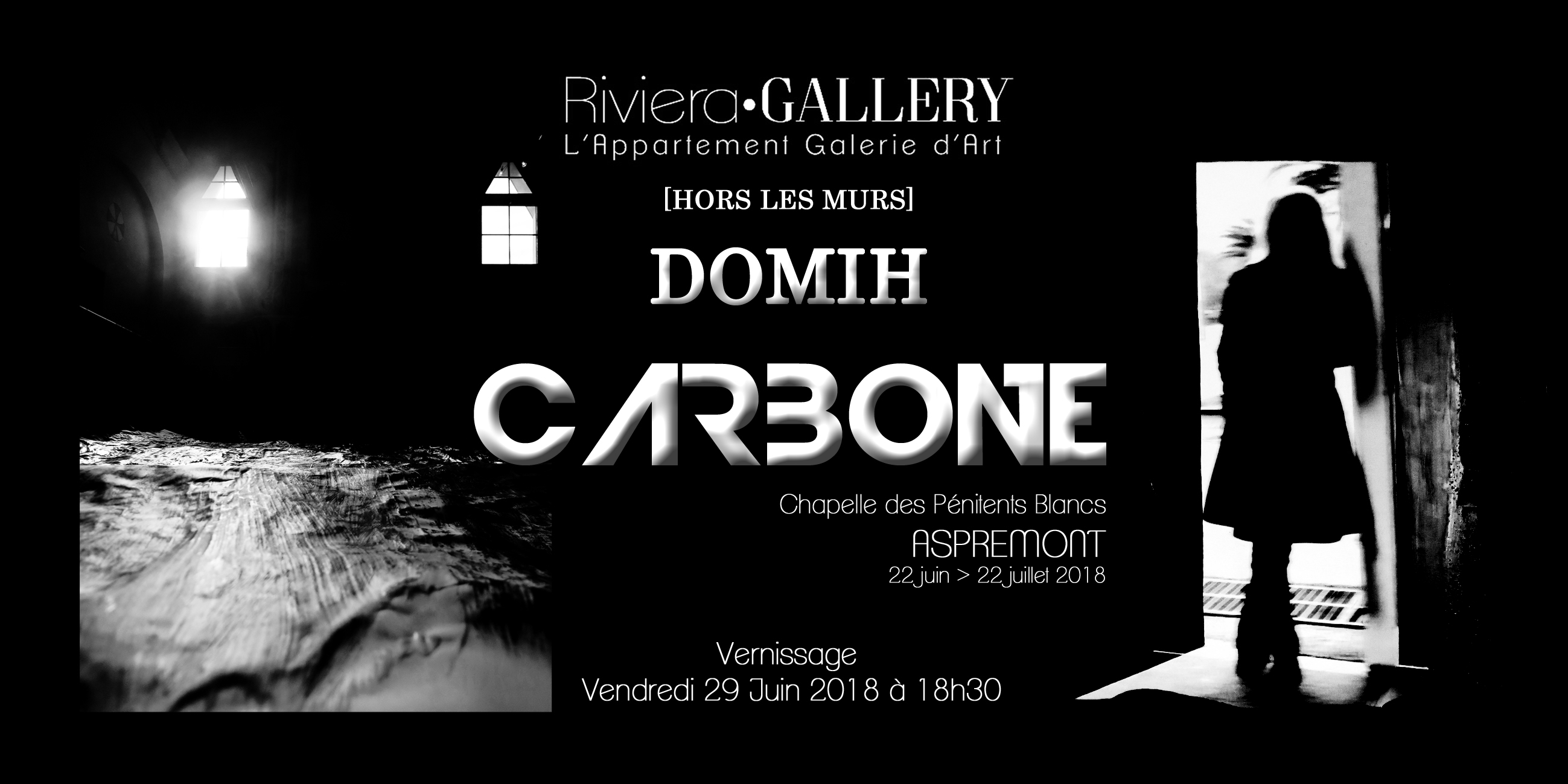 EXPOSITION CARBONE • DOMIH ASPREMONT