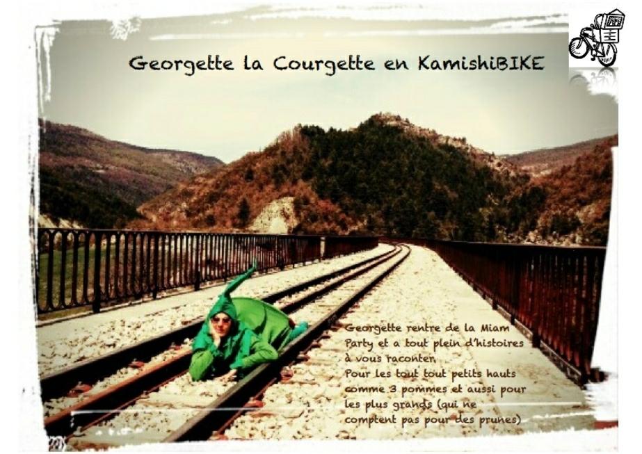GEORGETTE LA COURGETTE NICE