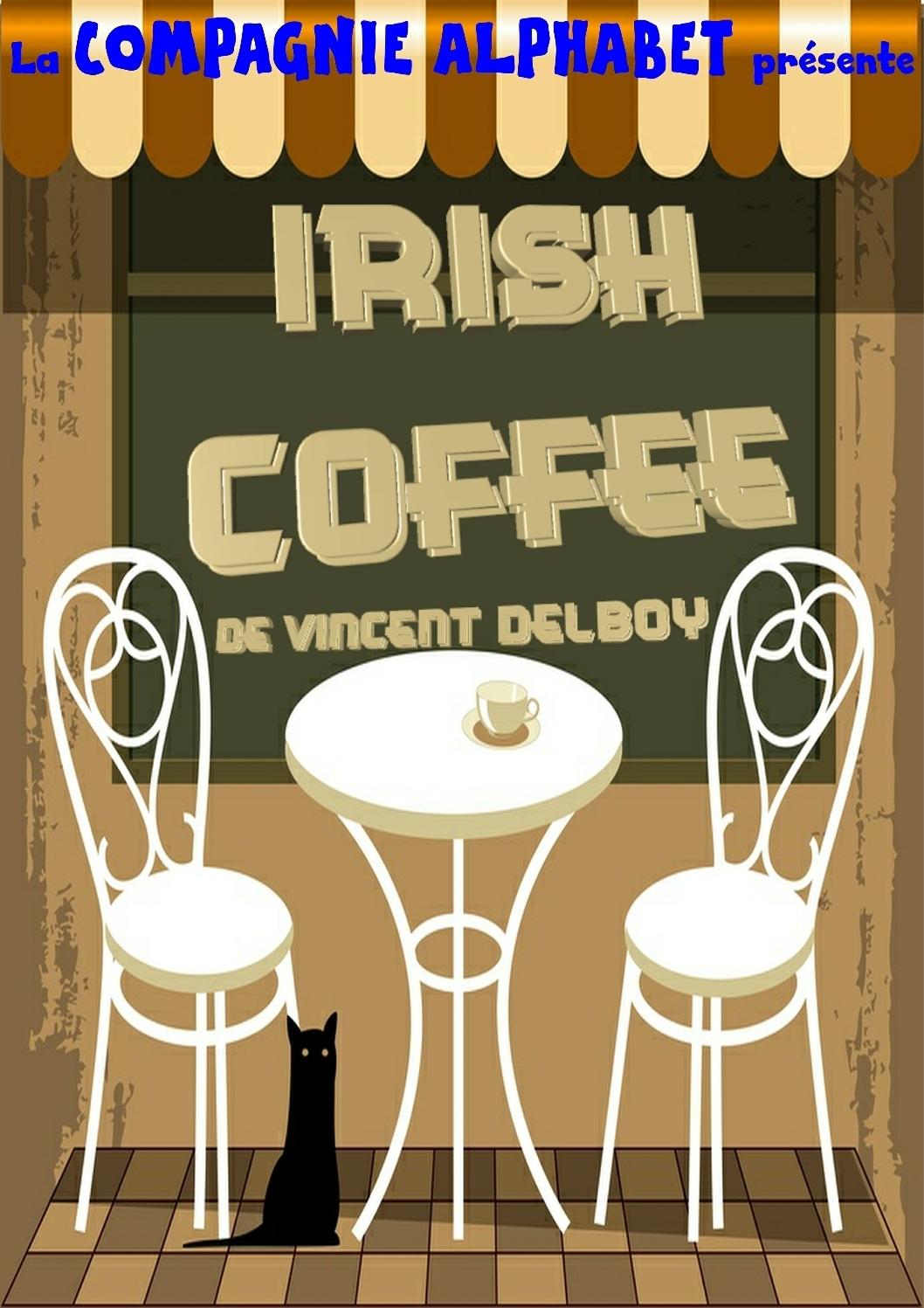 IRISH COFFEE, DE VINCENT DELBOY NICE