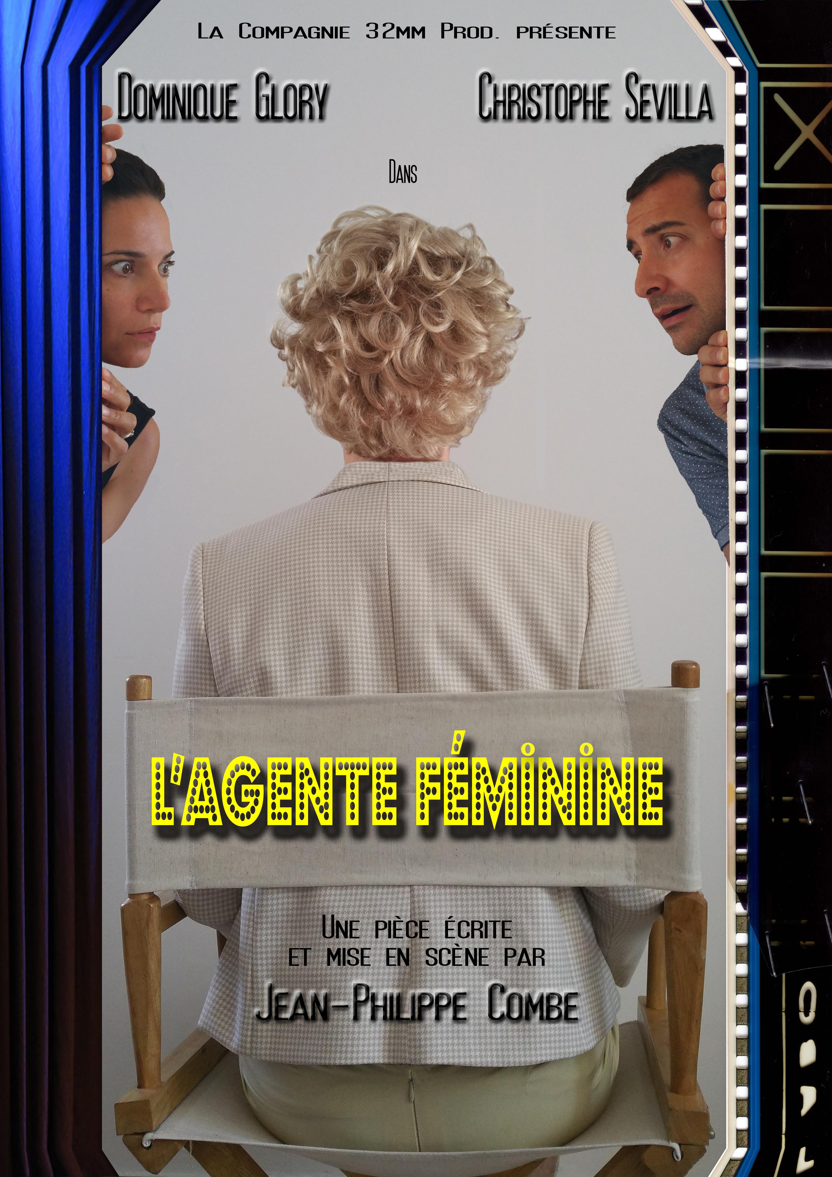 COMÉDIE L'AGENTE FÉMININE NICE