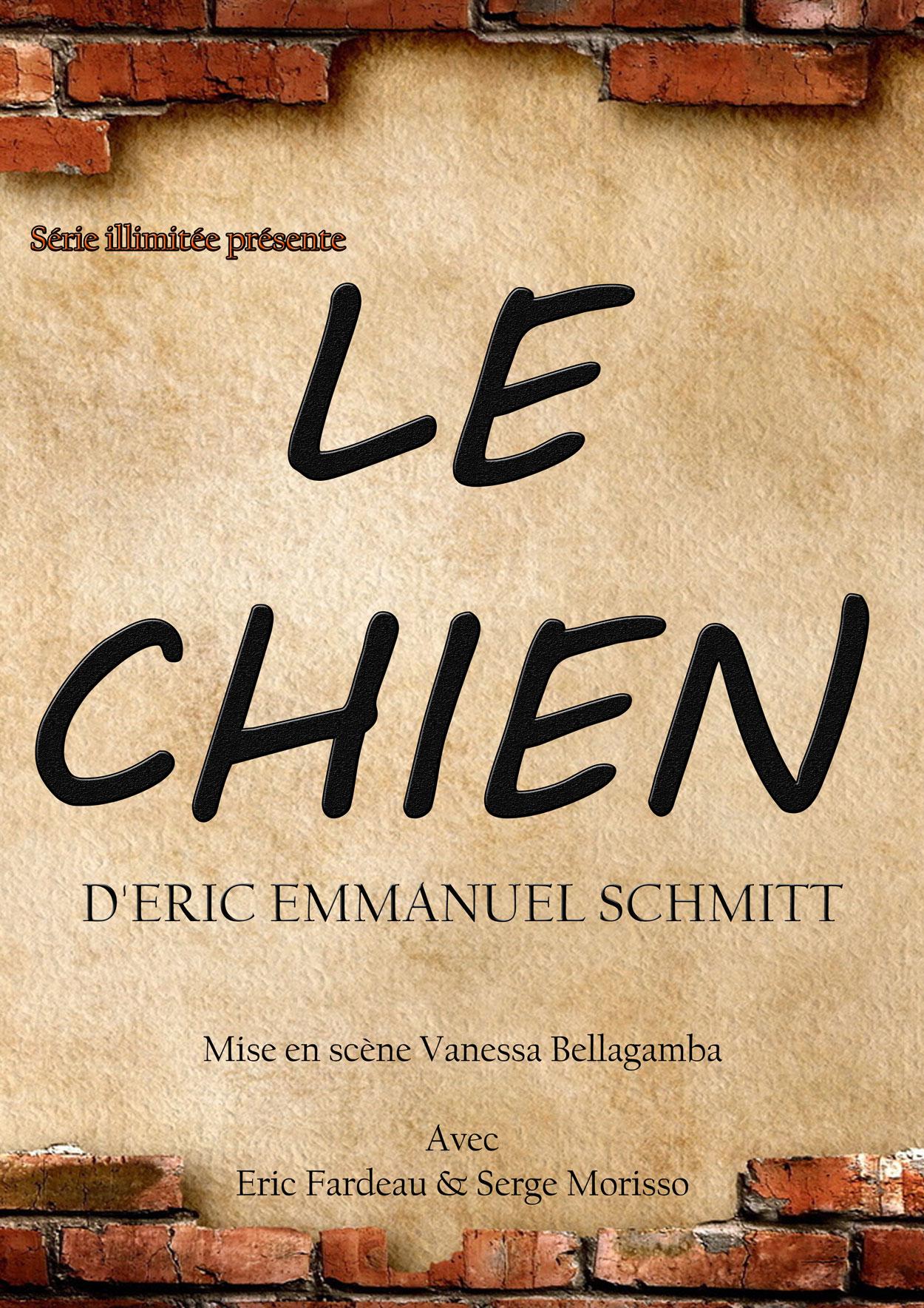 LE CHIEN D'ERIC EMANUEL SCHMITT NICE