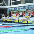 MARE NOSTRUM, MEETING INTERNATIONAL DE NATATION DE MONTE-CARLO MONACO