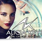 ALICIA KEYS, GIRL ON FIRE TOUR 2013, CONCERT MONACO