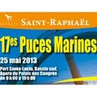 PUCES MARINES SAINT RAPHAEL