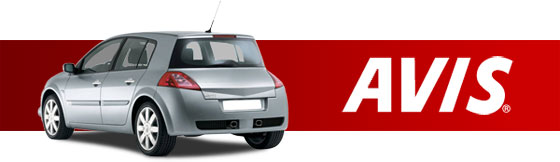 Rent a car with Avis