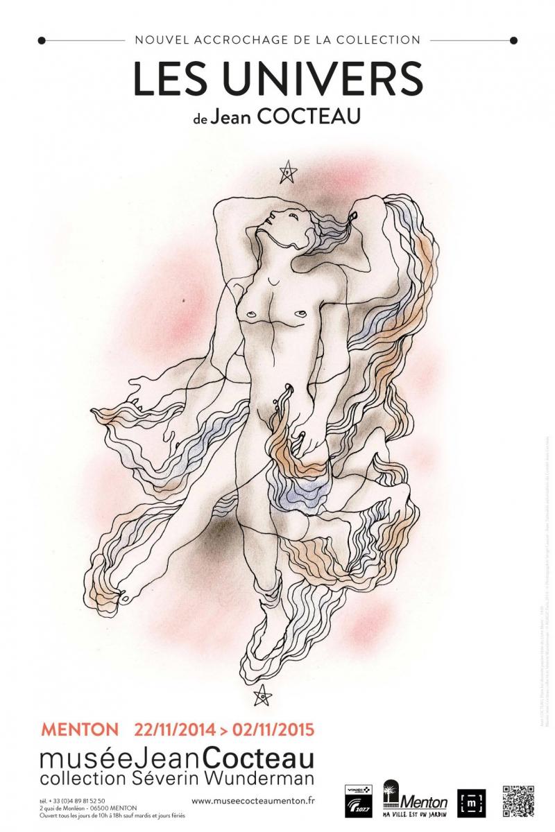 Exposition Les univers de Jean Cocteau - Webstore