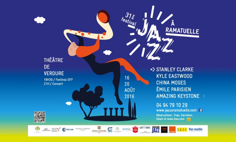 festival de jazz ramatuelle ramatuelle actualit musique jazz blues. Black Bedroom Furniture Sets. Home Design Ideas