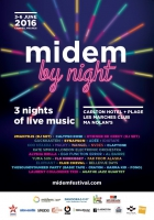 FESTIVAL MIDEM BY NIGHT CANNES