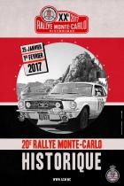 20ÈME RALLYE HISTORIQUE DE MONTE-CARLO MONACO
