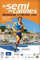 LE 10 KM ET SEMI-MARATHON DE CANNES CANNES