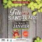 FÊTE DE LA SAINT BLAISE VALBONNE