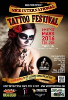 NICE INTERNATIONAL TATTOO FESTIVAL​ NICE