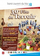30ÈME FÊTE DU TERROIR SAINT LAURENT DU VAR
