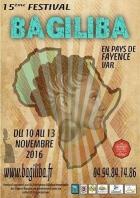 FESTIVAL AFRICAIN BAGILIBA FAYENCE