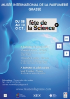 FÊTE DE LA SCIENCE AU MUSÉE INTERNATIONAL DE LA PARFUMERIE GRASSE