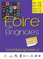 FOIRE DE BRIGNOLES BRIGNOLES