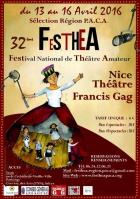 FESTIVAL DE THÉÂTRE FESTHÉA NICE